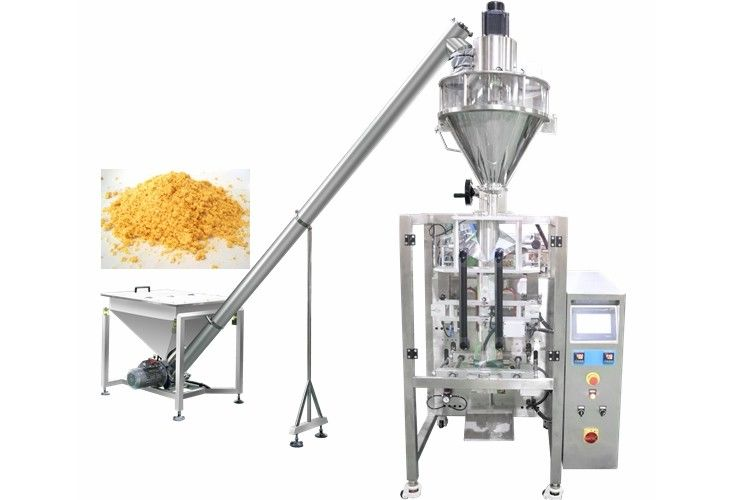 Coffee / Milk Powder Filling and Sealing Machine Touch Screen Operating