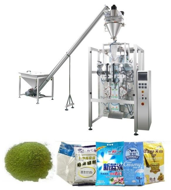 Automatic Caltrop Powder Packing Machine Singhara Nut Starch Packing Machine